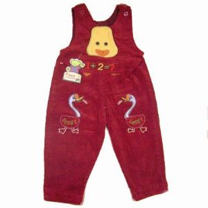 Baby trousers, 1-1.5 years, [CL596A]